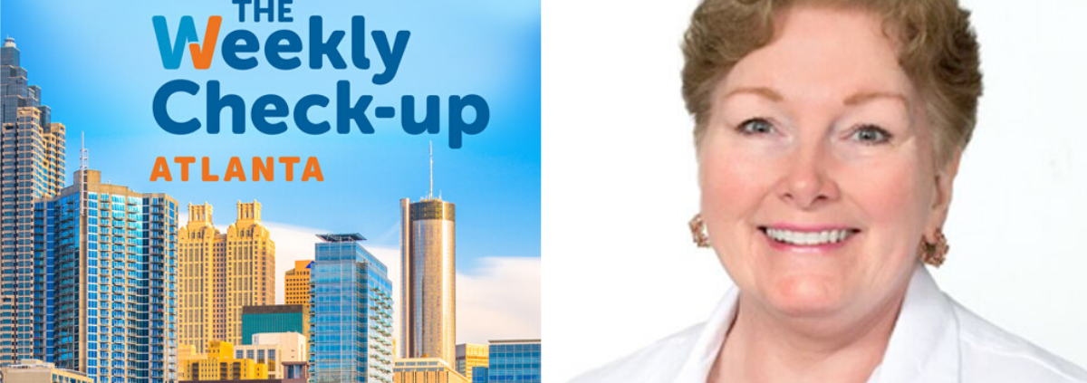 Dr. Larrimore on The Weekly Check-Up Atlanta